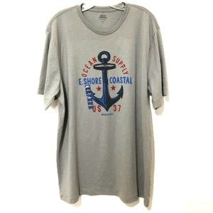 Izod Saltwater Relaxed Classics Graphic T-Shirt